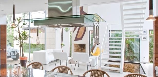 Luz natural dentro de casa