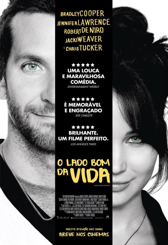 Dica de Cinema - O Lado Bom da Vida - Apartamentos em Santos - Myx Imóveis