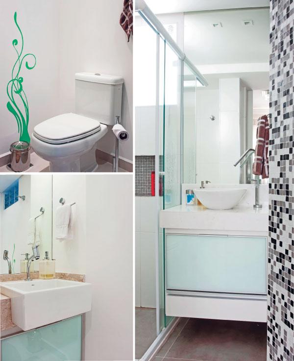 móveisPágina 4 -> Banheiro Com Pastilha Na Parede Do Chuveiro
