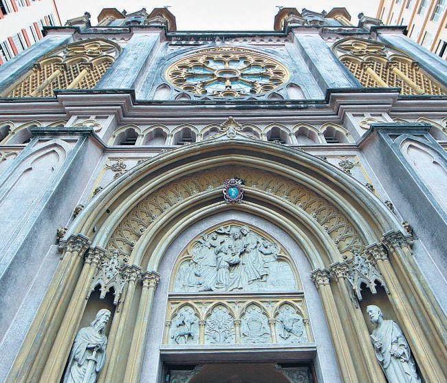 Igreja do Embaré