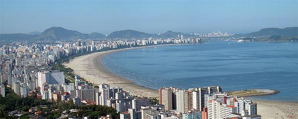 10 Motivos para morar em Santos