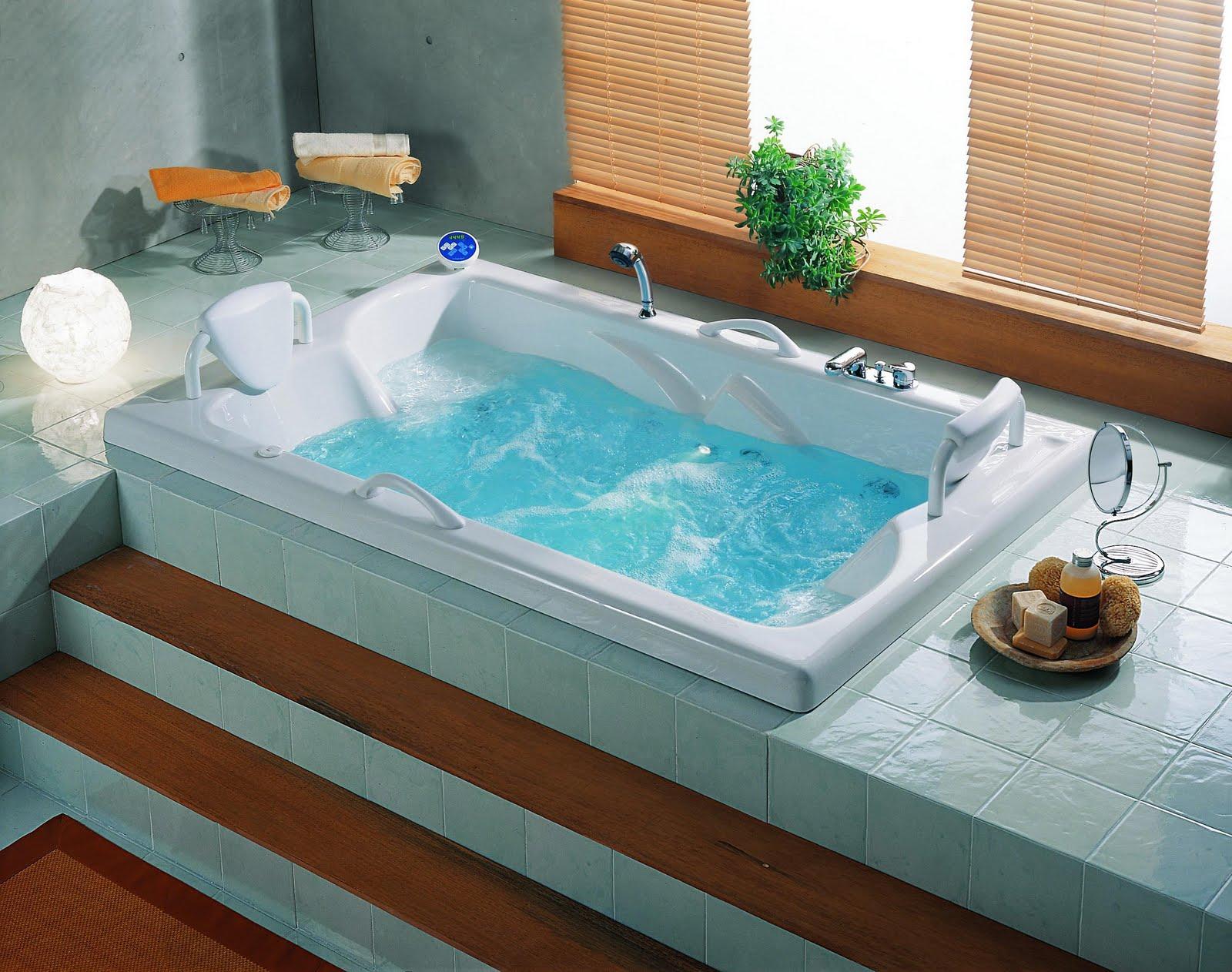 Banheiros e banheiras.  #62361C 1600x1262 Banheiro Com Banheira Projeto