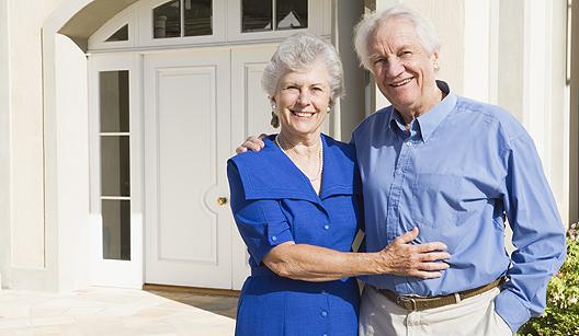 casa para idosos adaptada