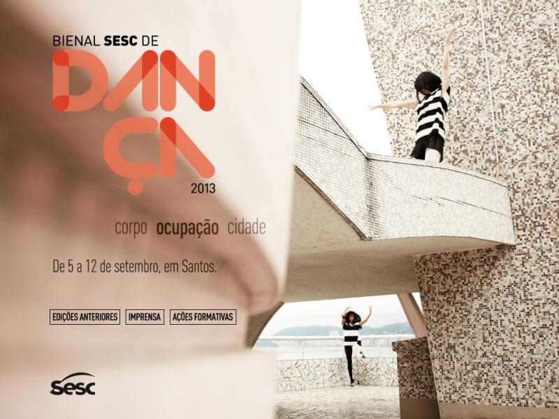 Bienal SESC de Dança 2013