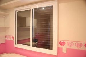janela antirruído