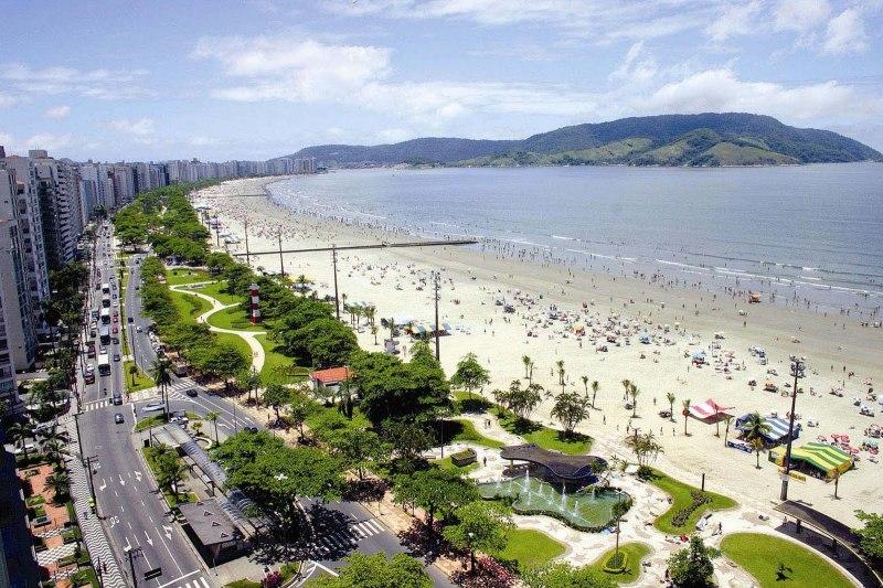 Orla-praia-de-Santos