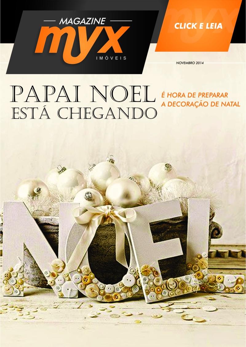 Revista Myx NOVEMBRO