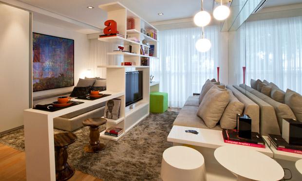 decoração-de-apartamentos-2-dormitorios-divisao