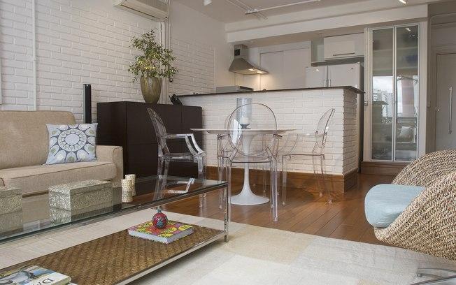 apartamentos pequenos - dicas - minimizar paredes