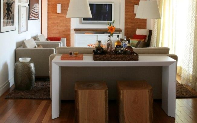 apartamentos pequenos - dicas - peças multiuso