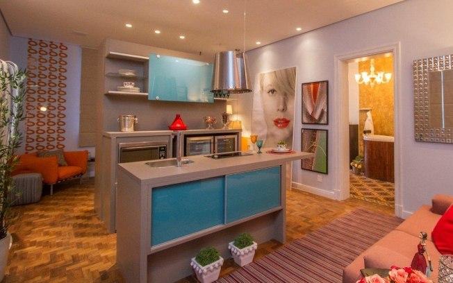 apartamentos pequenos - dicas - portas de correr